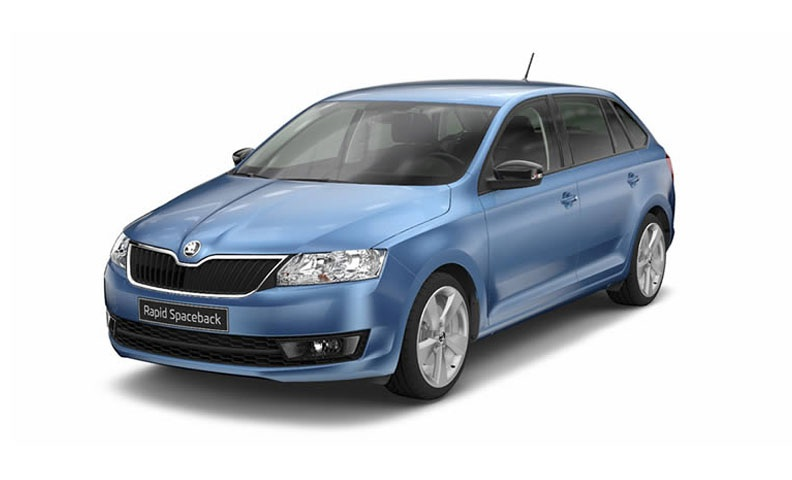 Rent: Škoda Rapid 1, 4 TDIx