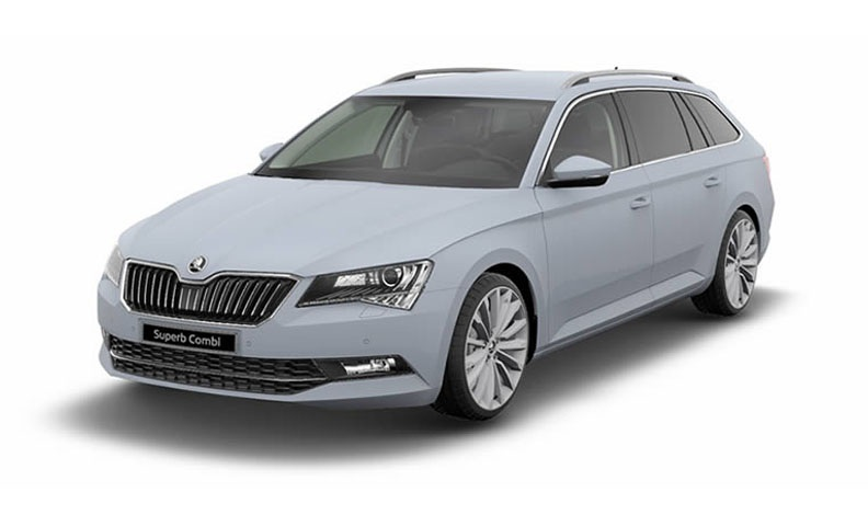 Rent: Škoda Superb Combi 2,0 TDI